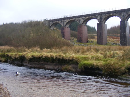 WATER of FLEET VIADUCT