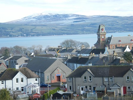 WIGTOWN AND WIGTOWN BAY