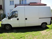 FIAT DUCATO BEFORE OUR CONVERSION